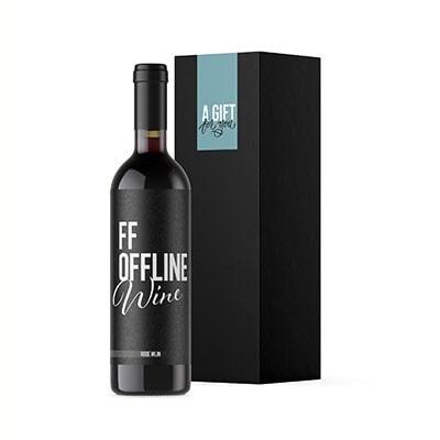 FF Offline wine